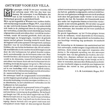 VA Tekst Lauweriks
