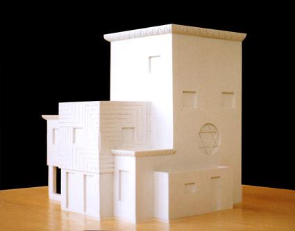 Villa Anrooy Maquette