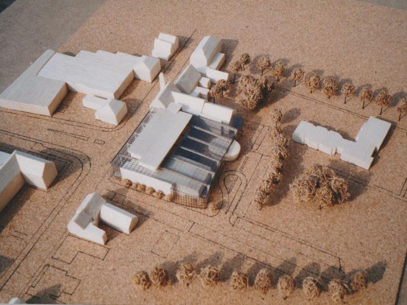Stedenbouwkundige Maquettes