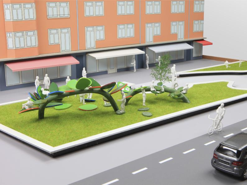 Playground Amsterdam PP Groot