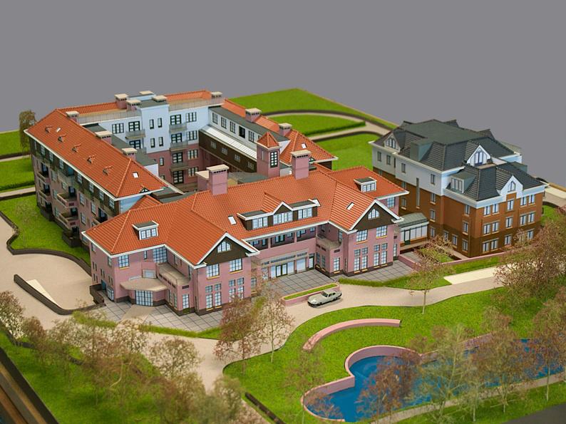 Parq Residence Wassenaar PP Groot